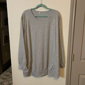 Sweaters - Sweater Top with Pockets